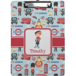 London Clipboard (Personalized)