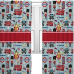 London Curtains (2 Panels Per Set) (Personalized)