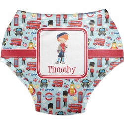 London Diaper Cover (Personalized)