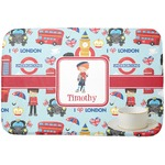 London Dish Drying Mat (Personalized)