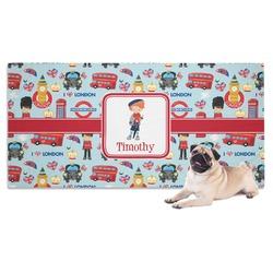 London Dog Towel (Personalized)