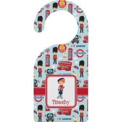 London Door Hanger (Personalized)