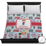 London Duvet Cover (Personalized)