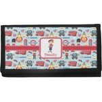 London Canvas Checkbook Cover (Personalized)