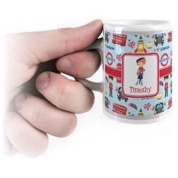 London Espresso Cups (Personalized)