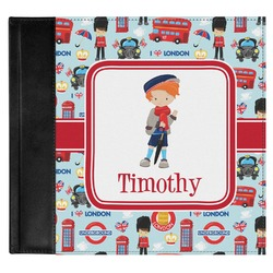 London Genuine Leather Baby Memory Book (Personalized)