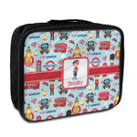 London Insulated Lunch Bag (Personalized)