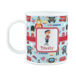 London Plastic Kids Mug (Personalized)