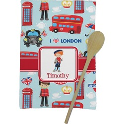 London Kitchen Towel - Full Print (Personalized)