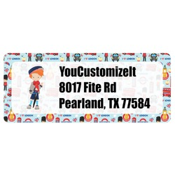 London Return Address Labels (Personalized)