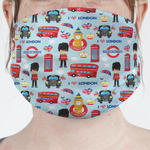 London Face Mask Cover (Personalized)