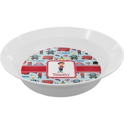London Melamine Bowl (Personalized)
