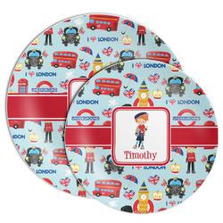 London Melamine Plate (Personalized)