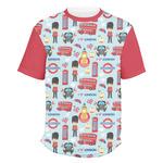 London Men's Crew T-Shirt (Personalized)