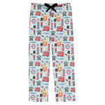 London Mens Pajama Pants (Personalized)