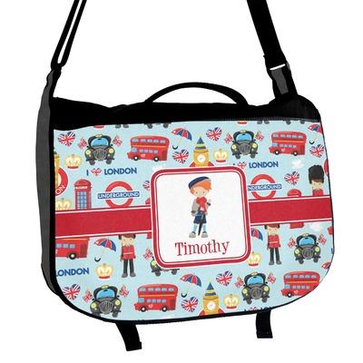 London Messenger Bag (Personalized)