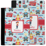 London Notebook Padfolio w/ Name or Text