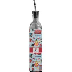 London Oil Dispenser Bottle (Personalized)