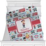 London Minky Blanket (Personalized)