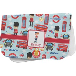 London Burp Cloth (Personalized)