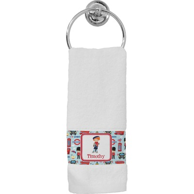 London Hand Towel (Personalized)