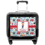 London Pilot / Flight Suitcase (Personalized)