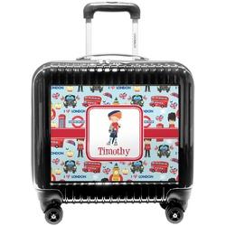 London Pilot / Flight Suitcase (Personalized)