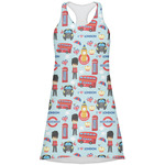 London Racerback Dress (Personalized)