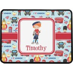London Rectangular Trailer Hitch Cover (Personalized)