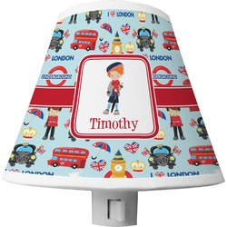 London Shade Night Light (Personalized)