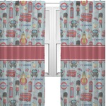 London Sheer Curtains (Personalized)