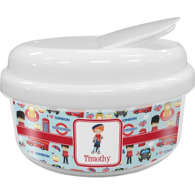 London Snack Container (Personalized)