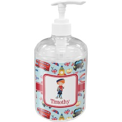 London Soap / Lotion Dispenser (Personalized)