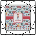 London Square Trivet (Personalized)