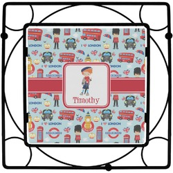 London Trivet (Personalized)