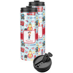 London Stainless Steel Skinny Tumbler (Personalized)