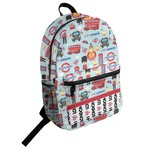 London Student Backpack (Personalized)