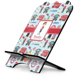 London Stylized Tablet Stand (Personalized)