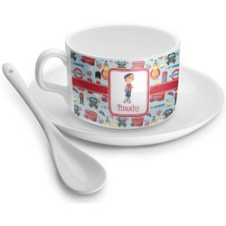 London Tea Cups (Personalized)