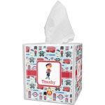 London Tissue Box Cover (Personalized)