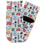 London Toddler Ankle Socks (Personalized)