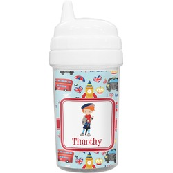 London Toddler Sippy Cup (Personalized)