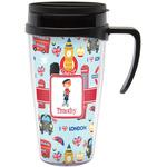London Travel Mug with Handle (Personalized)