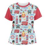 London Women's Crew T-Shirt (Personalized)