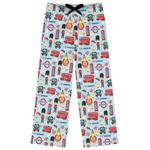 London Womens Pajama Pants (Personalized)