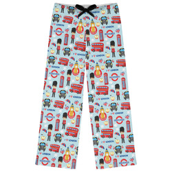 London Womens Pajama Pants (Personalized)