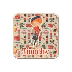 London Genuine Wood Sticker (Personalized)
