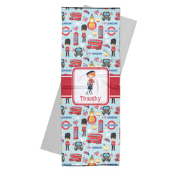 London Yoga Mat Towel (Personalized)