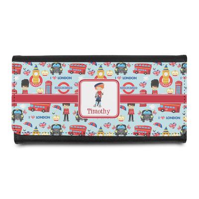 London Leatherette Ladies Wallet (Personalized)