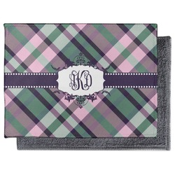 Plaid with Pop Microfiber Screen Cleaner (Personalized)